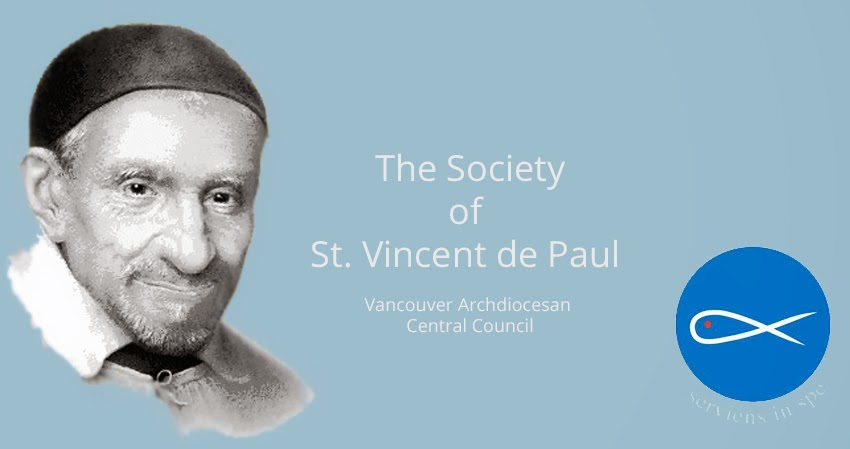 The Society of St. Vincent de Paul Vancouver