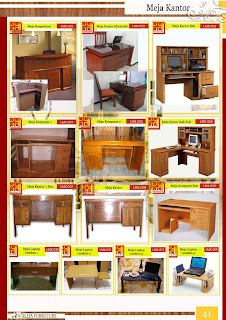 Meja Kantor Furniture Klender ( Halaman 40 )