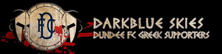 Dundee FC: Έλληνες υποστηρικτές - Greek Supporters
