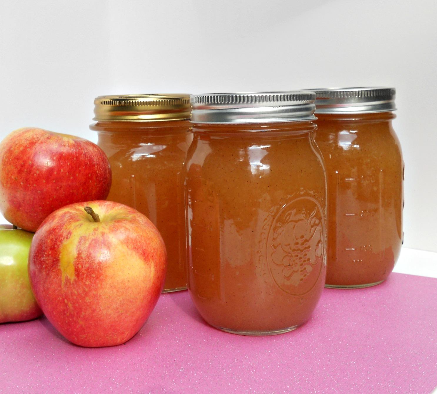 Повидло яблоки в домашних условиях