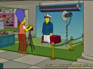 la pelicula de Homero, Homero en su infancia