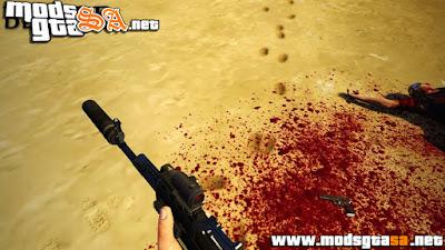 V - Texturas da Praia em HD para GTA V PC