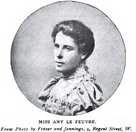 Amy Le Feuvre
