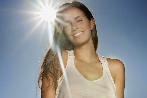 Как влияет ультрафиолет на кожу лица