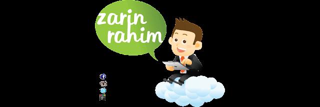 Blog Azrin Rahim