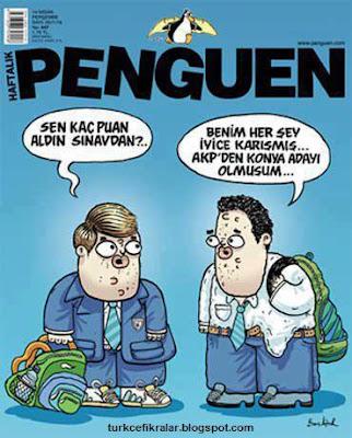 Benim Herşey İyice Karışmış, Akp'den Konya Adayı Olmuşum - Komik Karikatür