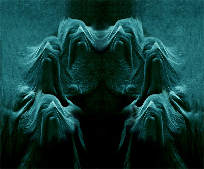 ghostly image phantom haunting photo proof print