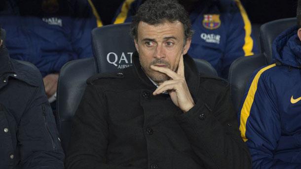 Luis Enrique valoró el triunfo del FC Barcelona en rueda de prensa