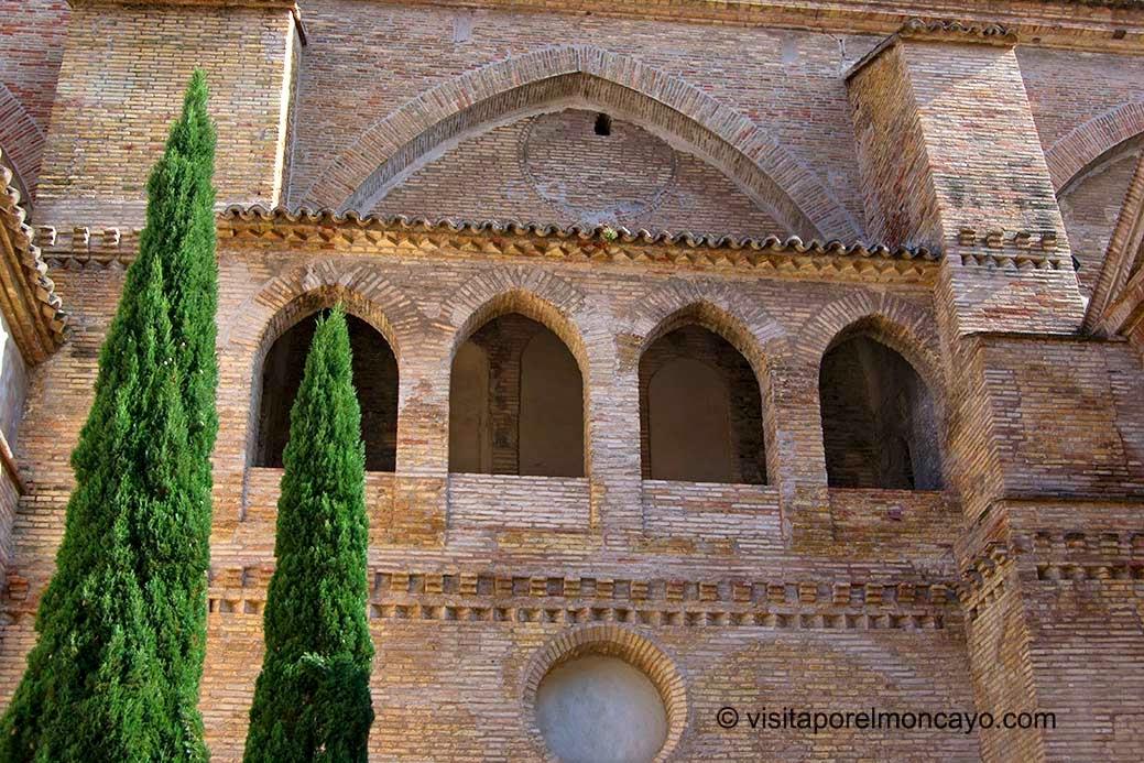 Colegiata Santa María de Borja