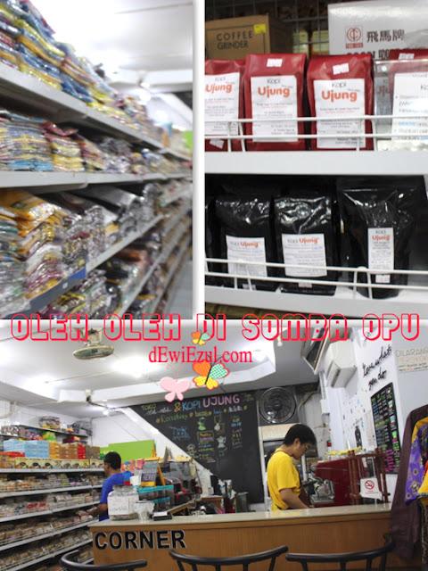 Pengalaman membeli oleh-oleh di toko ujung somba opu makassar