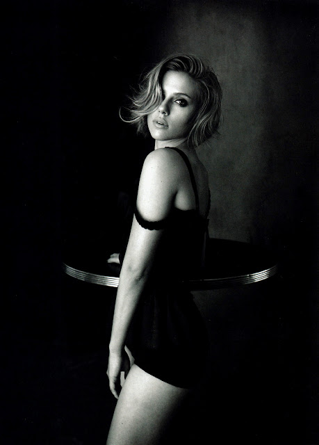 Scarlett Johansson in Vogue China