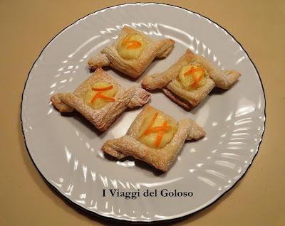 arance & pasta sfoglia