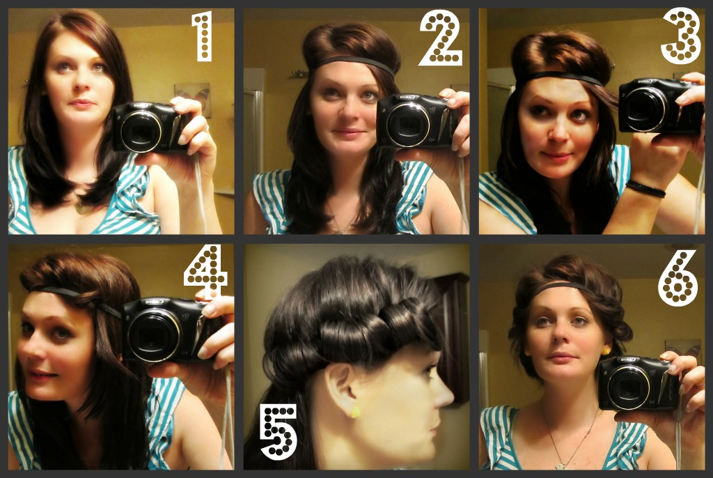 Little Mudpies: Heatless Curls  Hair Tutorial - Easy Heatless Hairstyles