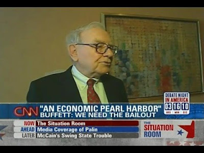 Economic Pearl Harbor Warren Buffett