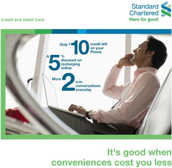 Prepaid forex card standard chartered