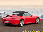 The 2013 Porsche 911 Carrera S Cabriolet