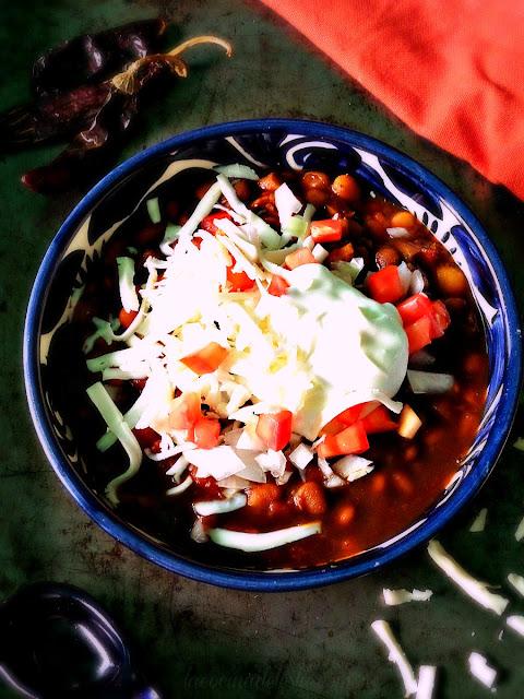 Homemade Chili Beans - lacocinadeleslie.com