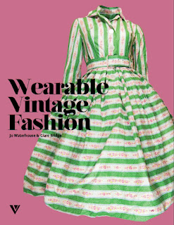 Cover of Wearable Vintage Fashion