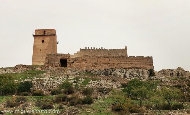 Castillo-Taibilla-Nerpio