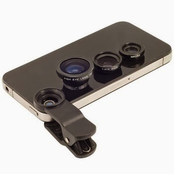 iphone lens aparatı