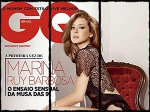 Fotos Marina Ruy Barbosa Na GQ Brasil