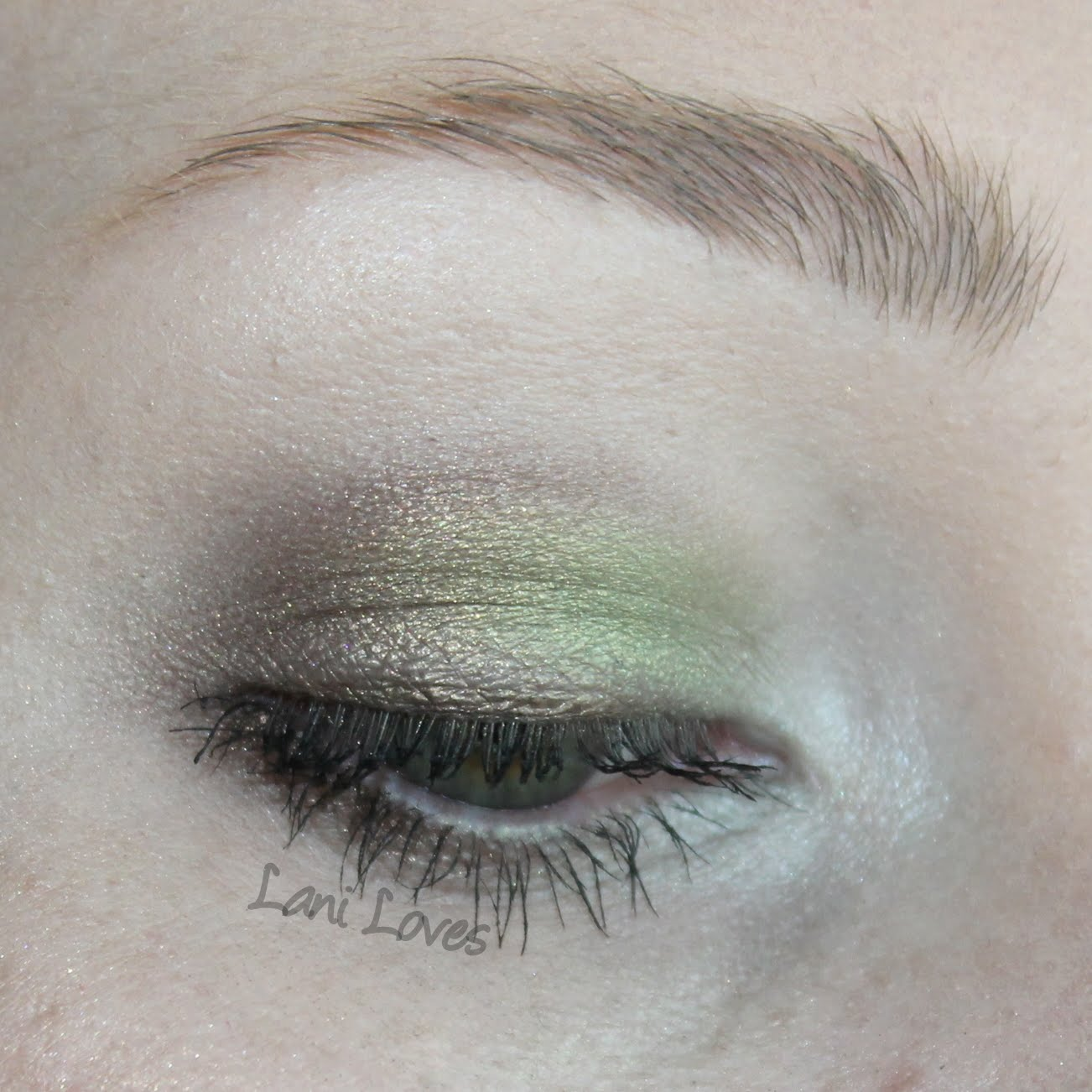 ZA Gel Eyeliner - BR669 Deep Brown Swatches & Review