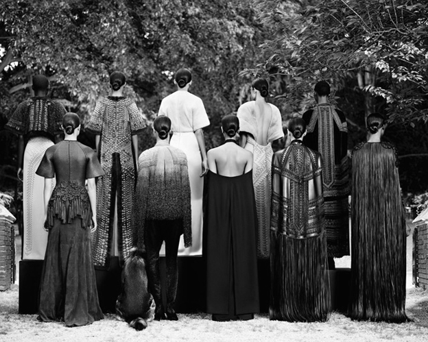 Fashion moments 2012: Givenchy takes a break in Haute Couture