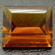 Batu Permata Brown Obsidian - SP757