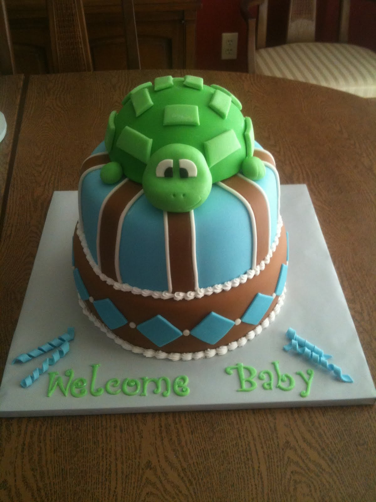Baby Shower/Turtle