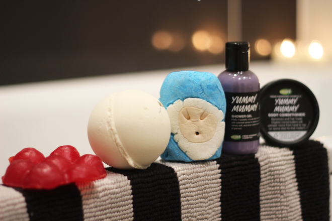 LUSH Mother's Day Collection | 2015