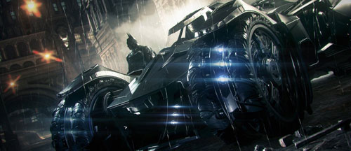 Batman Arkham Knight Game for the PS4, PC and Xbox One