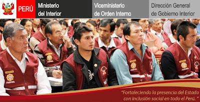 Portal yauyos noticias de la provincia de yauyos for Portal del ministerio del interior