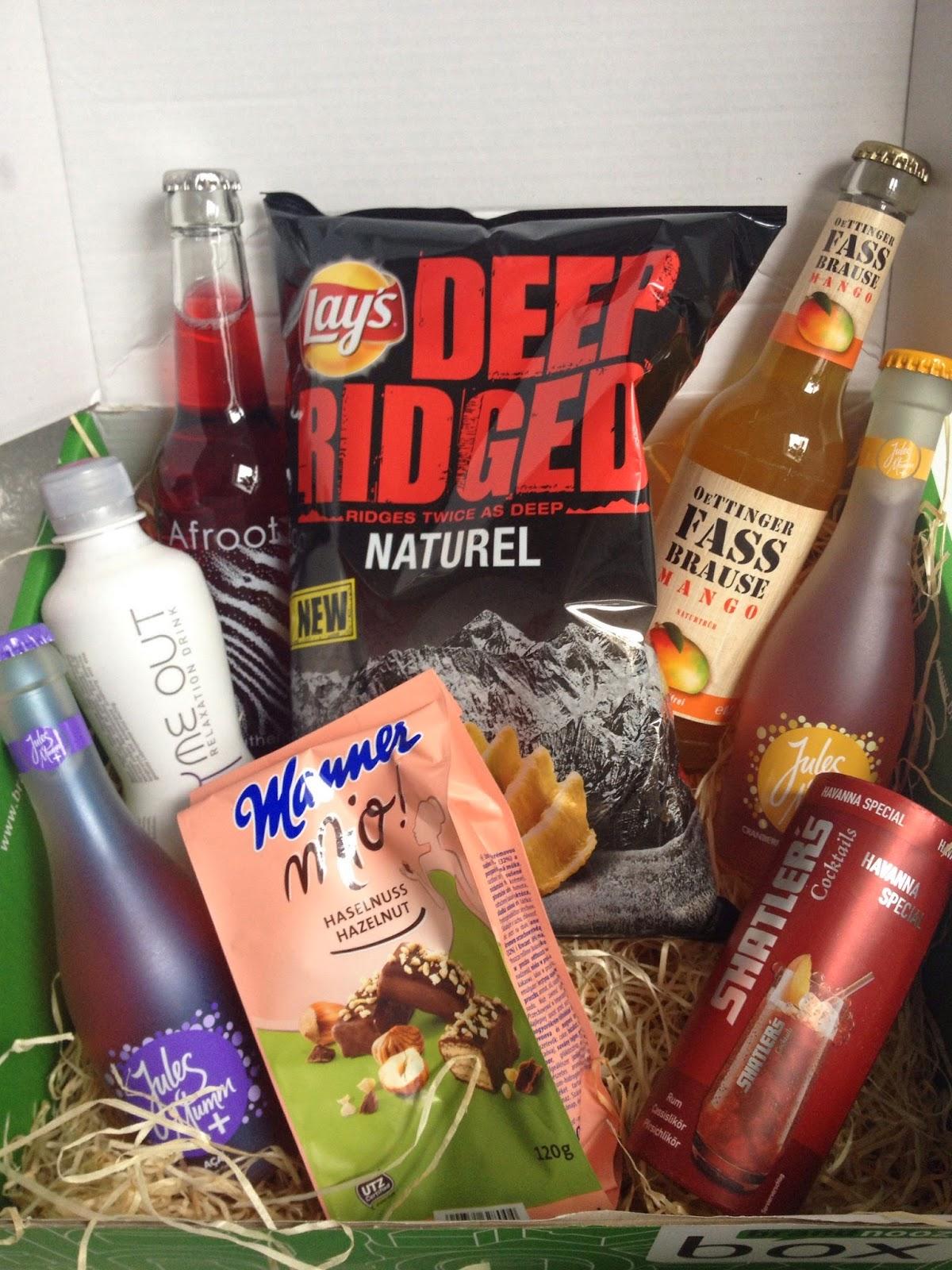 Überraschung, Box, Lebensmittel