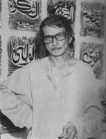 urdu poetry, urdu ghazal, ilm-e-arooz, taqtee, Sadequain, صادقین, Rubai, رباعی
