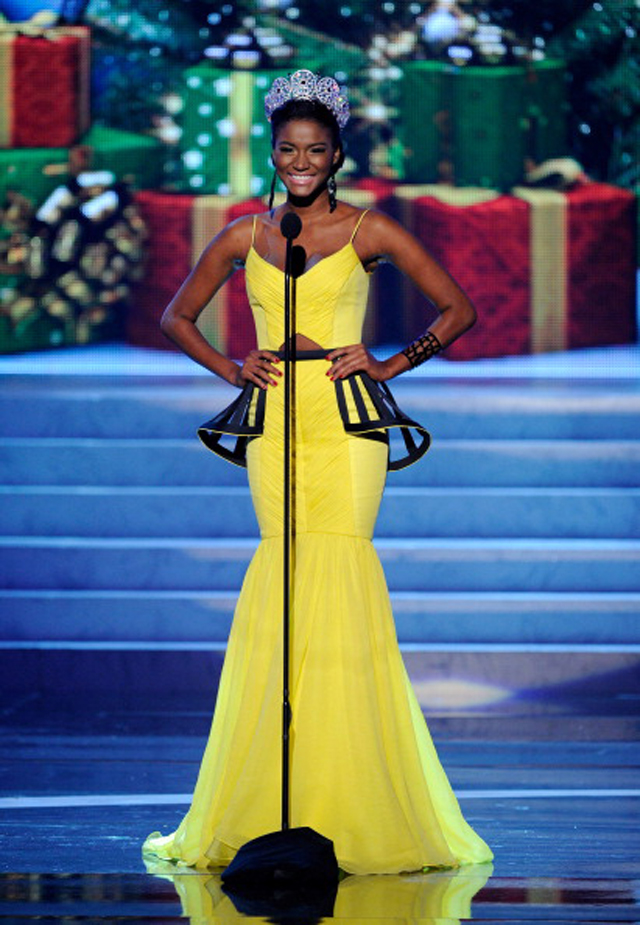 WHAT IS YOUR FAVORITE PAGEANT GOWN?
