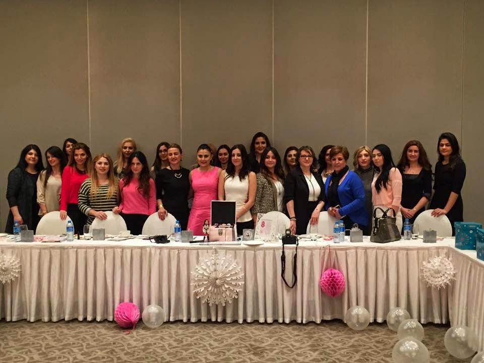 Bursa'lı bloggerlar Bursa Hilton buluşması toplu fotoğraf