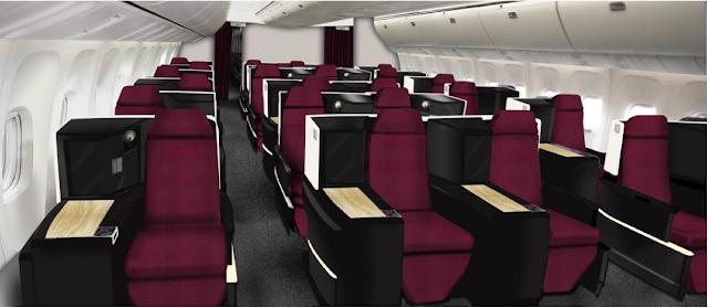 JAL SKY SUITE 767