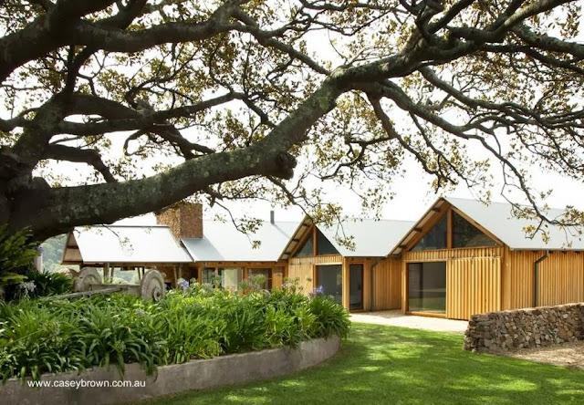 Casa de campo en Australia