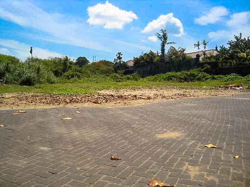 Akses Jalan Baping Ke lokasi Tanah Yang Dijual