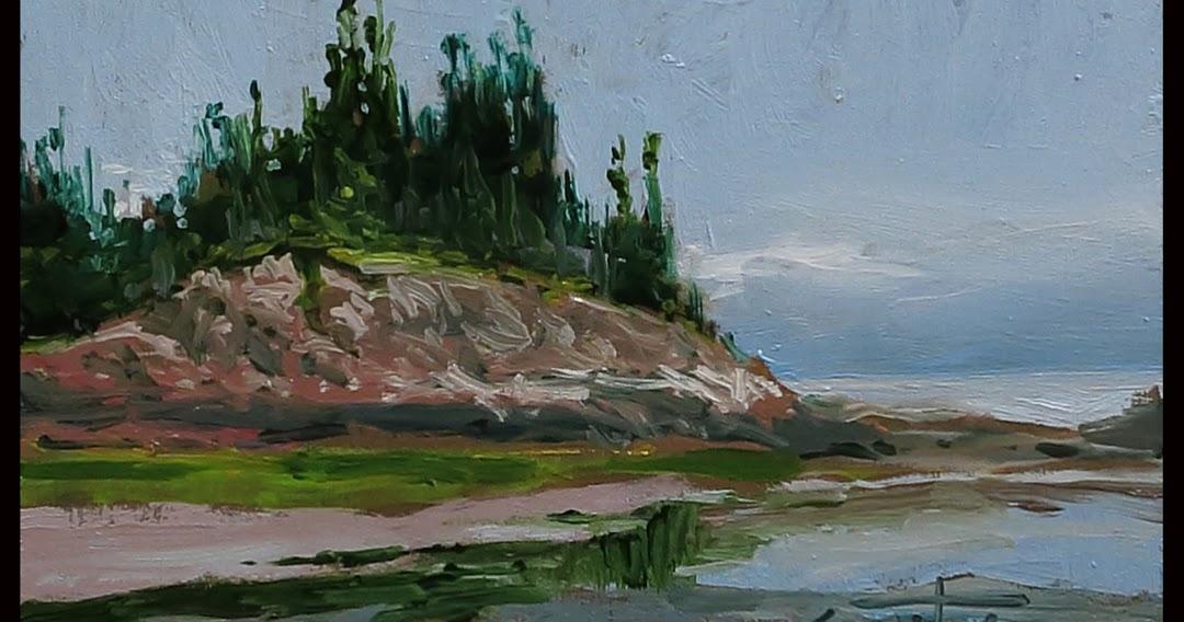 Peinture,Délires et Autres Nécessités...: Côte Nord