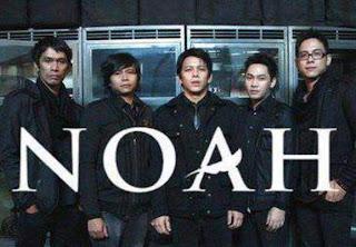 Chord Gitar Noah - Tak Lagi Sama