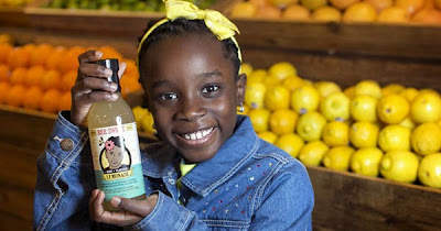 Mikaila Ulmer, founder of Bee Sweet Lemonade