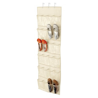 Over-the-Door Shoe Rack