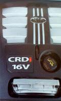 Motor Kia Sorento 2.5 CRDi TGV