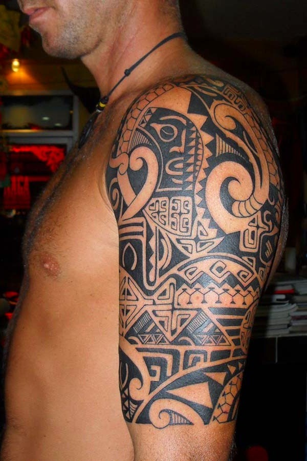 hawaiian tattoo designs