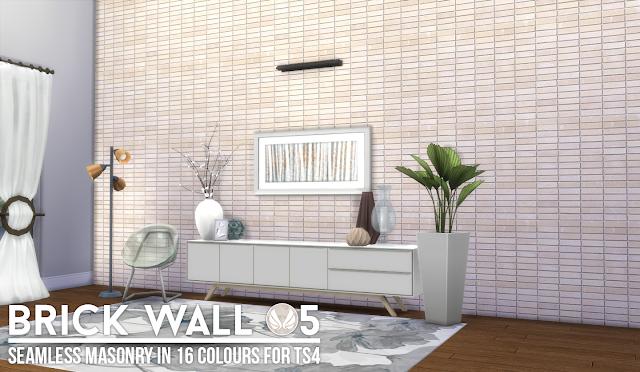 Simsational Designs Brick Wall Dump 01