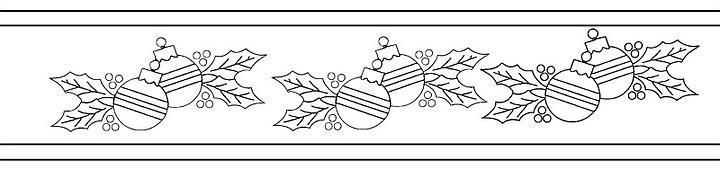 Menta m s chocolate recursos y actividades para educaci n infantil cenefas y marcos de navidad - Dibujos de cenefas ...