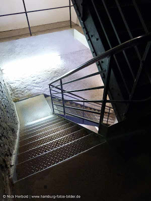 Michel Hamburg, Treppe Glockenturm