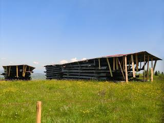 Almacenes de Madera en Gubałówka, Zakopane