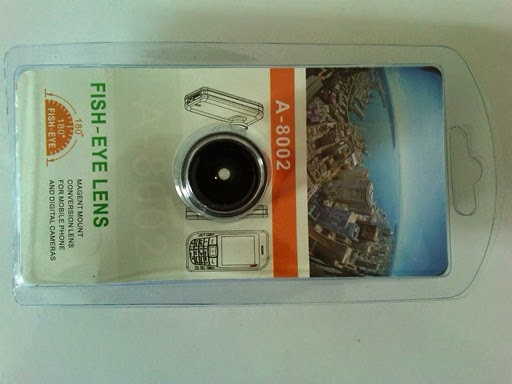 Lensa Fish Eye 180 Derajat Magnet